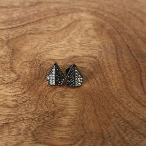 Rebecca Minkoff Diamond Stud Earrings